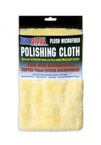 Duragloss Polishing Cloth