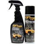 SoftTopp Fabric Jeep Top Cleaner & Protectant Kit