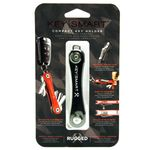 KeySmart Rugged Compact Key Holder – Black