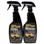 SoftTopp Vinyl Jeep Top Cleaner & Protectant Kit